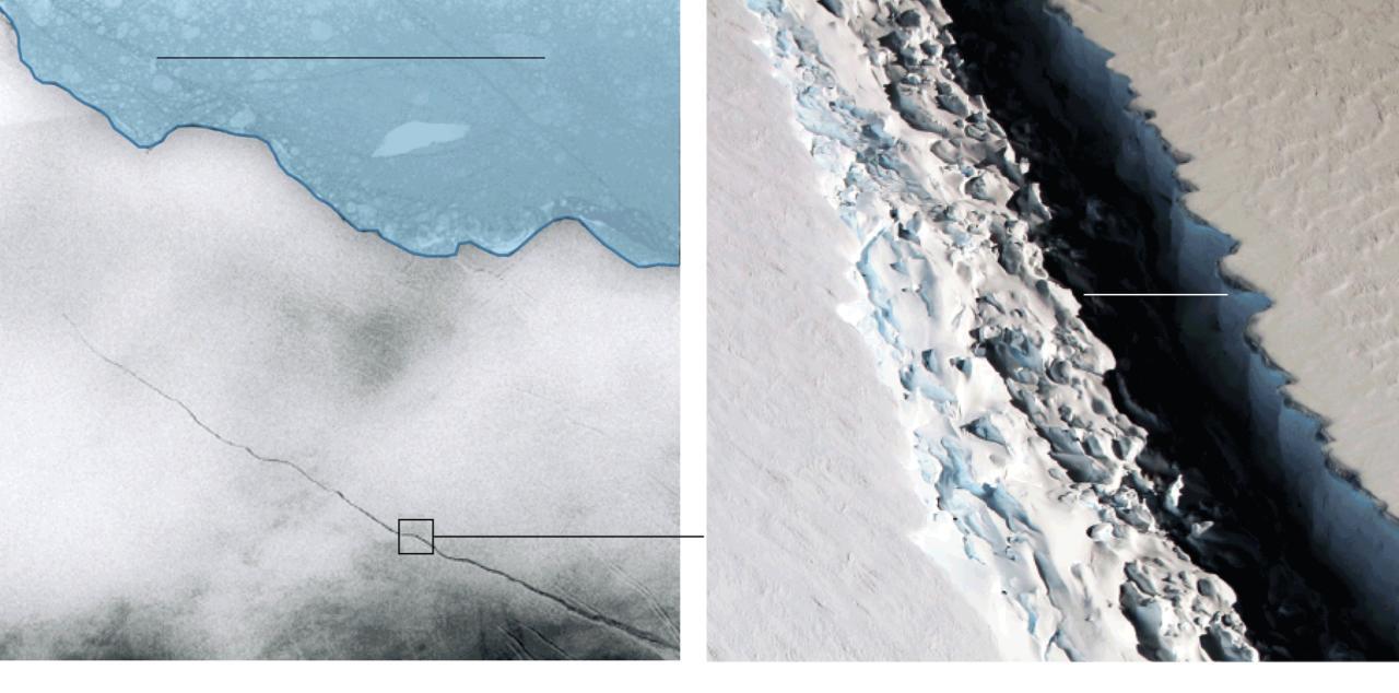 Antartide: si sta staccando un gigantesco blocco di ghiaccio-rift-sat-image-artboard_1.jpg