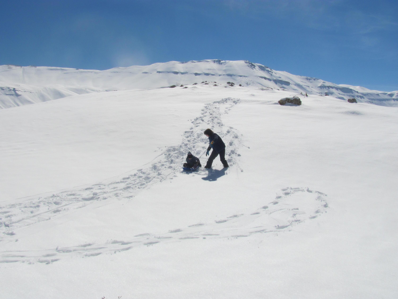 Catena del Libano - Situazione neve attraverso le stagioni-gita-neve-cedri-bqaa-kafra-feb-2017-cam-001.jpg
