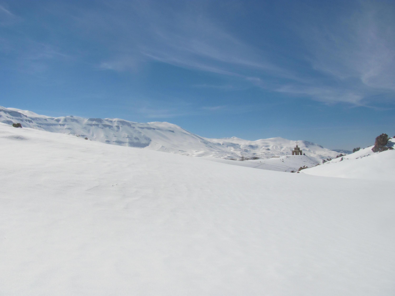 Catena del Libano - Situazione neve attraverso le stagioni-gita-neve-cedri-bqaa-kafra-feb-2017-cam-002.jpg
