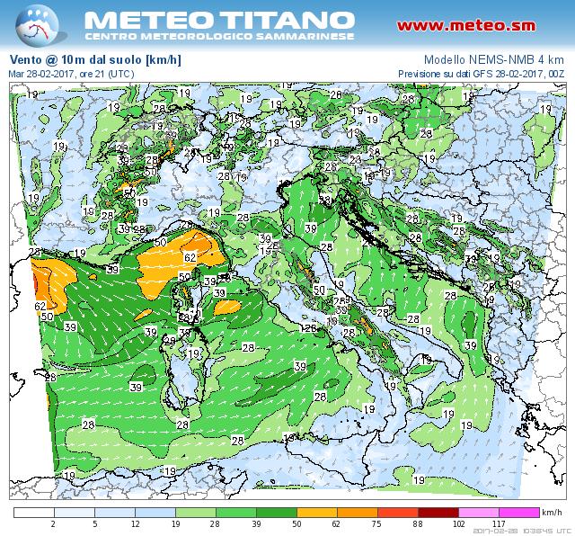 Romagna dal 27 febbraio al 5 marzo 2017-wind_10m_021.png