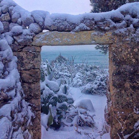 Gelo e neve d'Epifania 2017_qui tutte le FOTO e i VIDEO-castro.jpg