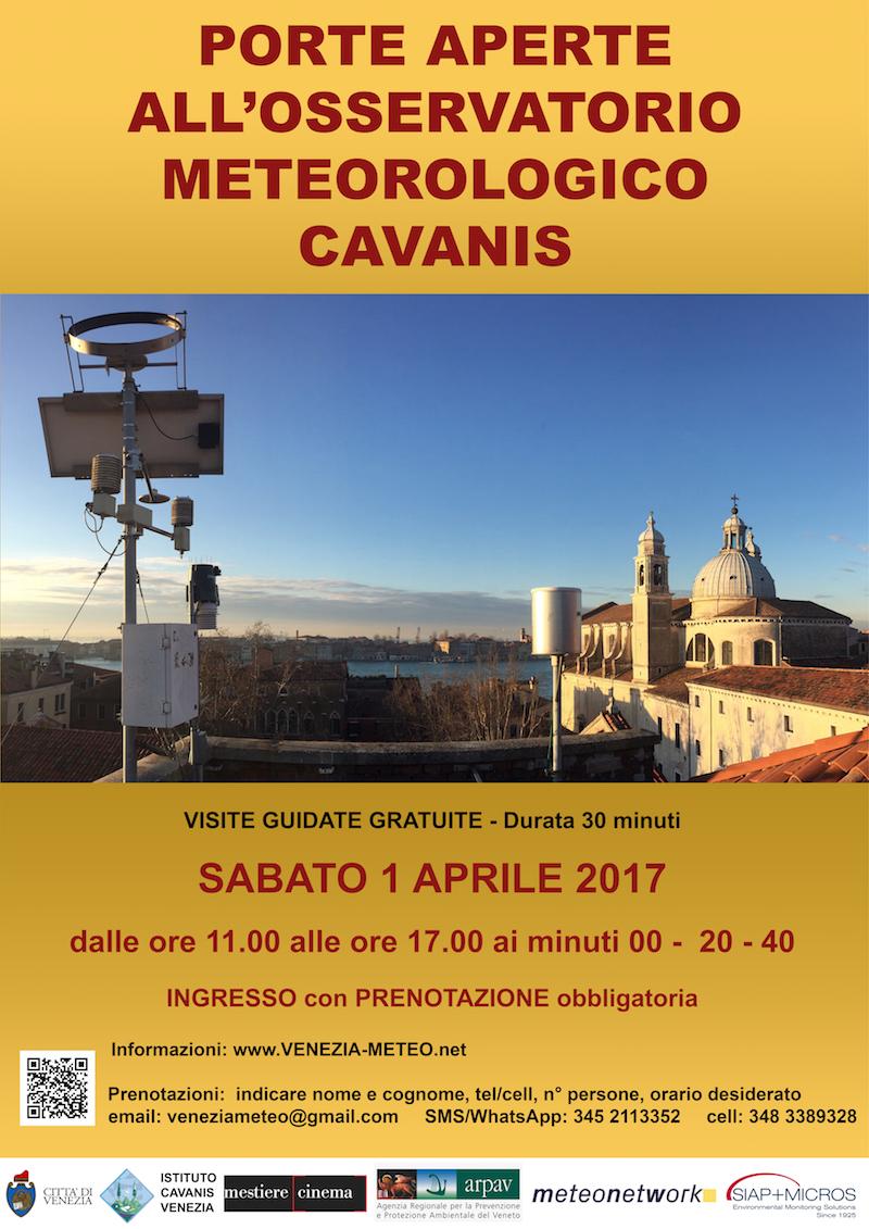 """Secondo """"porte aperte"""" allo storico  osservatorio meteorologico Istituto Cavanis di Venezia-2017-piccola.jpg"""