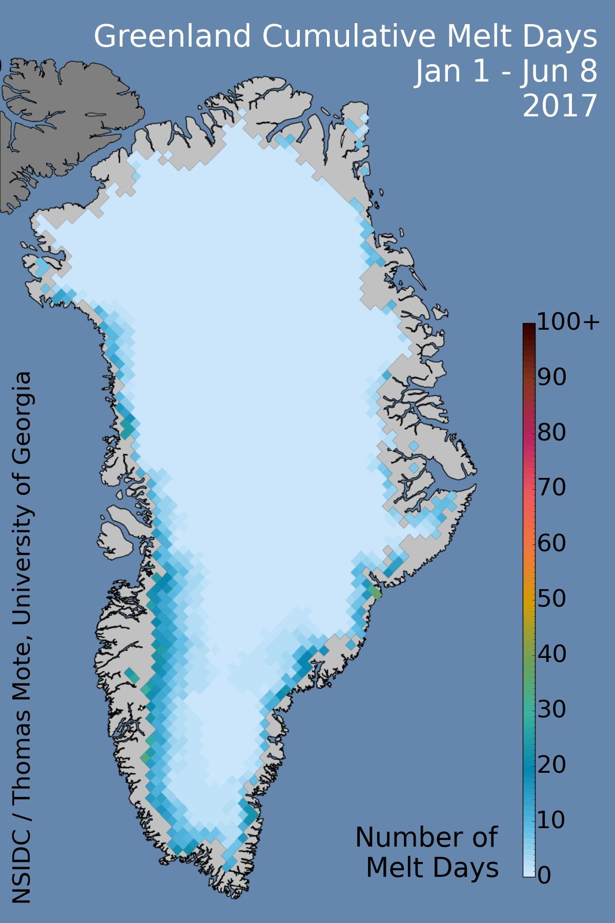 Artico verso l'abisso... eppure lo dicevamo che...-greenland_melt_days.jpg