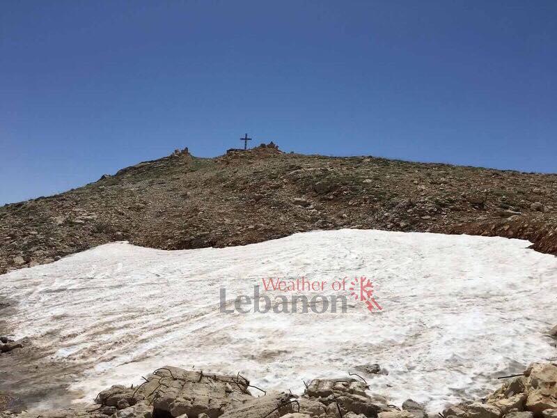 Catena del Libano - Situazione neve attraverso le stagioni-19601317_1576543855691144_7208736485262181475_n.jpg