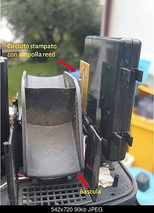pezzi di ricambio Stazione Meteo De Agostini-pluvio1.jpg