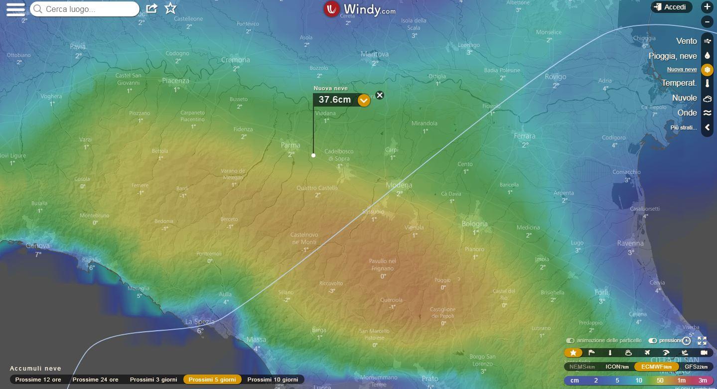 Emilia - basso Veneto - bassa Lombardia, 01-15 Febbraio 2018-cattura.jpg