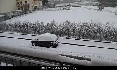 SNOW(e poi rain?)Casting Toscana Giovedi 1 marzo 2018-20180301_080531.jpg