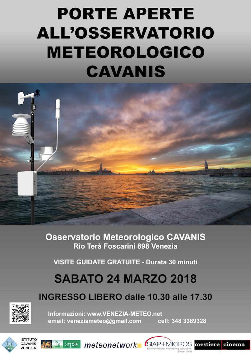 """Terzo  """"Porte Aperte"""" all' Osservatorio meteorologico dell'Istituto Cavanis di Venezia-2018-copia.jpg"""