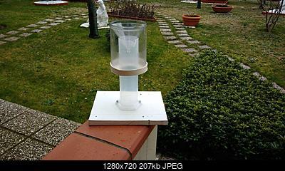 Installazione nuovo pluviometro TFA affianco alla mia Davis-photo_2018-02-23_14-22-09.jpg