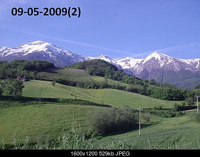 Situazione Nevai swettore Camicia Prena - Gran Sasso d'Italia - 12 agosto 2010-p8050006.jpg