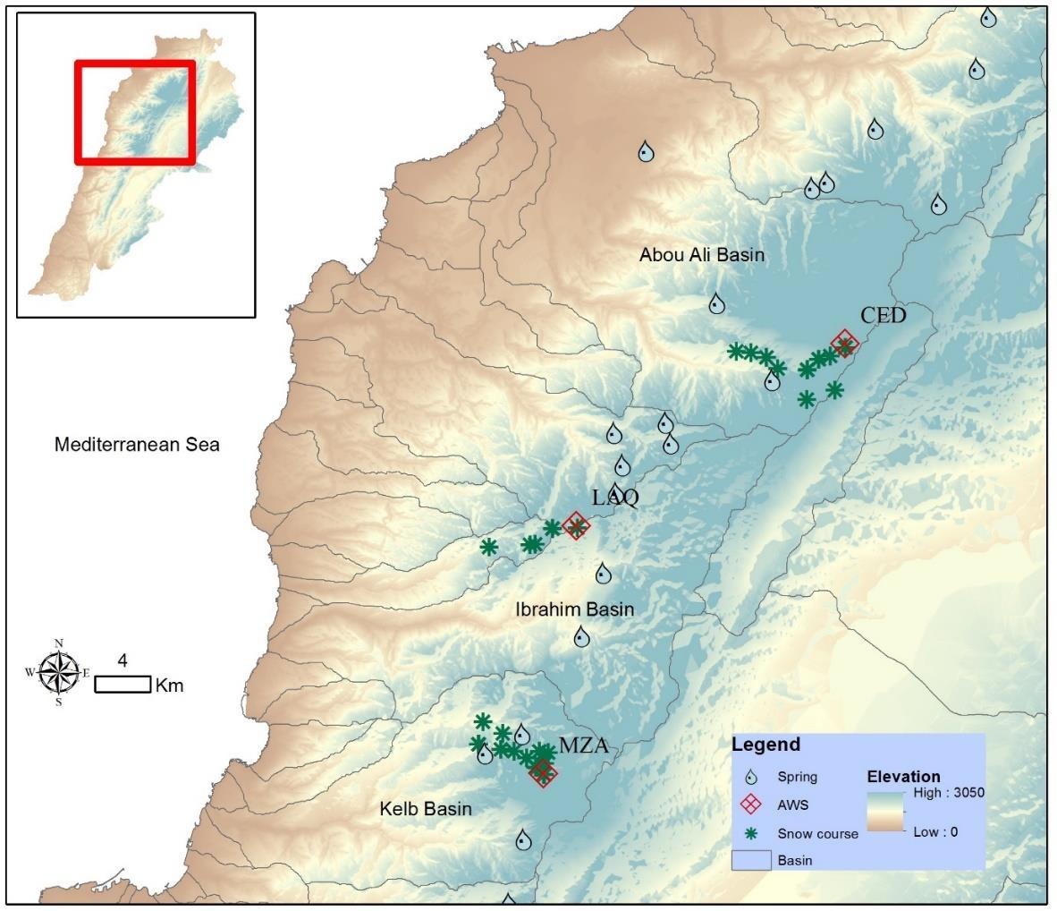 Catena del Libano - Situazione neve attraverso le stagioni-mappa-neve.jpg