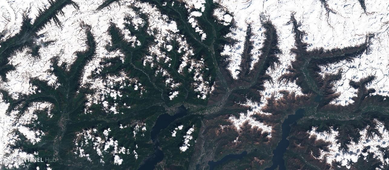 Monitoraggio innevamento monti italiani tramite il satellite Sentinel-sentinel-2-image-on-2018-05-25.jpg