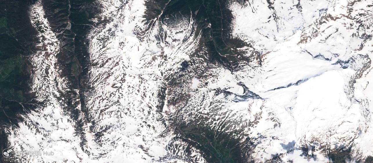 Monitoraggio innevamento monti italiani tramite il satellite Sentinel-sentinel-2-image-on-2018-05-30.jpg
