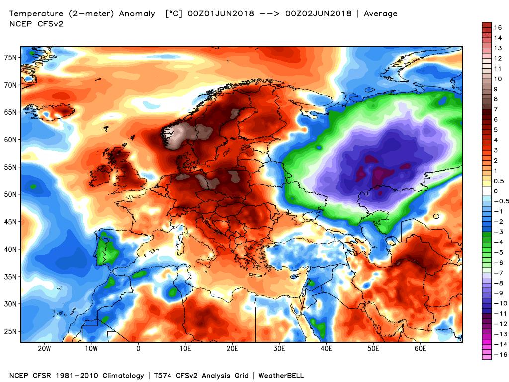 Giugno 2018: anomalie termiche e pluviometriche-ncep_cfsr_europe_t2m_anom.png