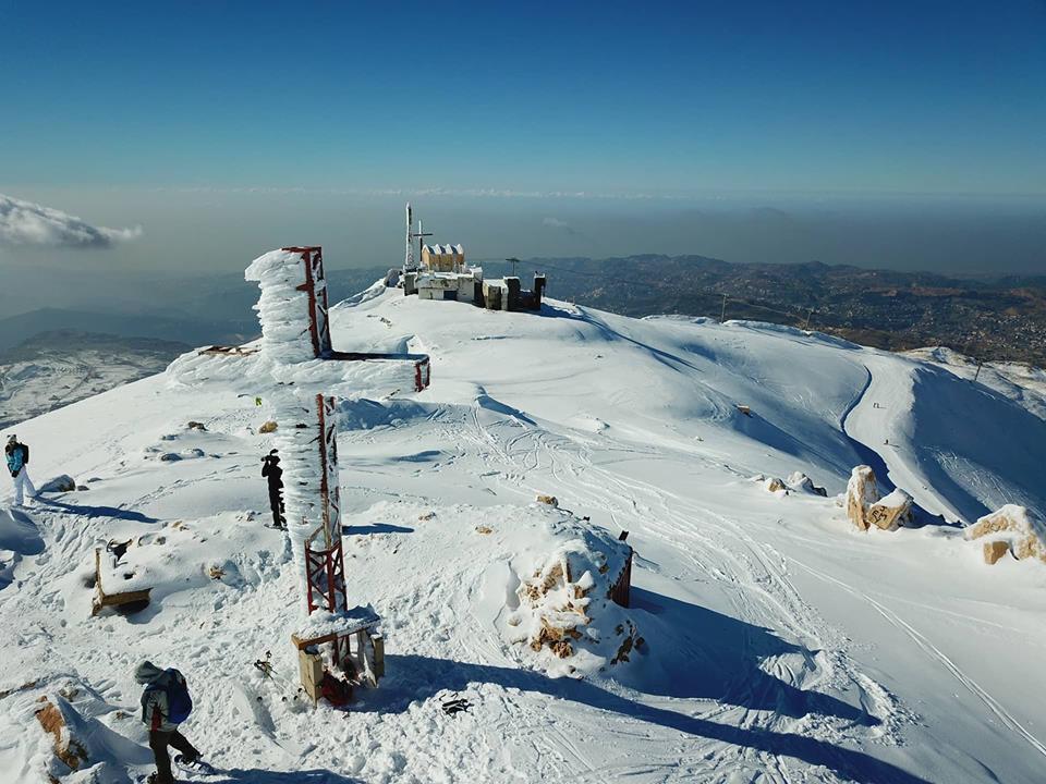 Catena del Libano - Situazione neve attraverso le stagioni-34530407_10155312948232077_2154825963311988736_n.jpg