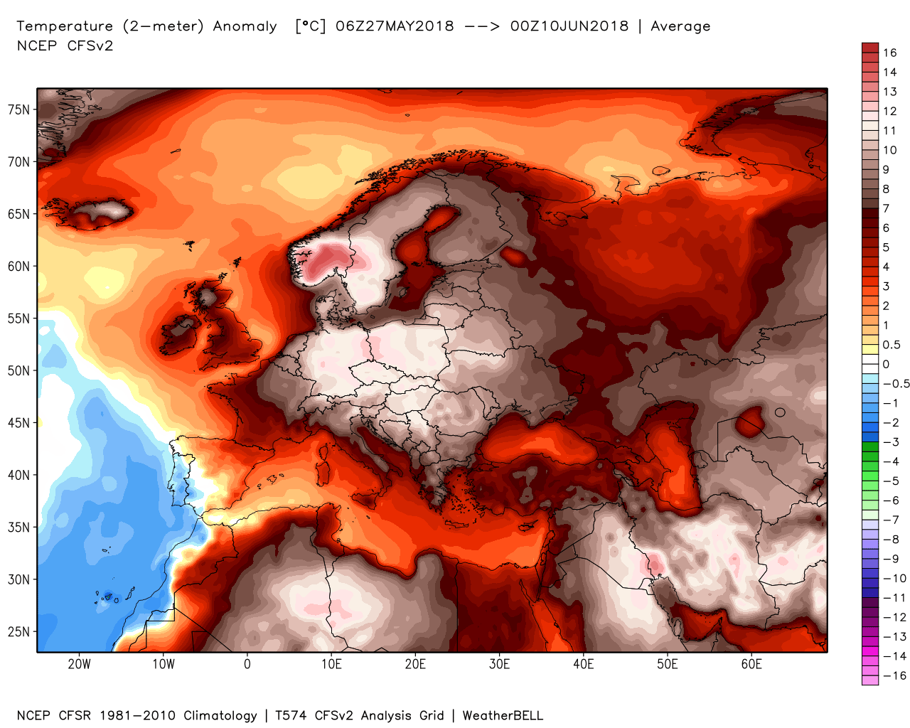 Giugno 2018: anomalie termiche e pluviometriche-ncep_cfsr_europe_t2m_2weeks_anom.png
