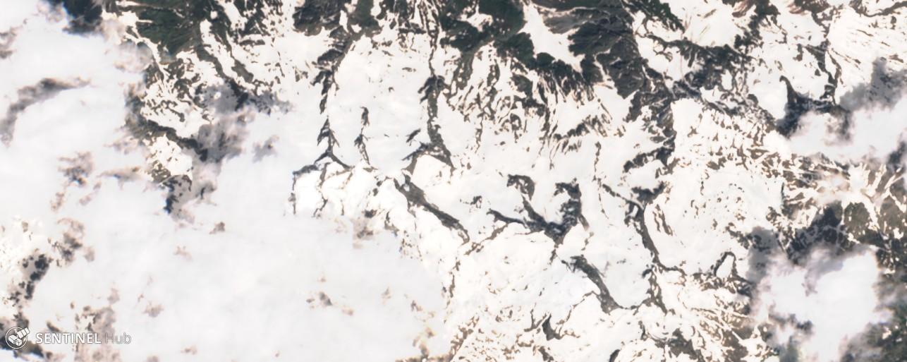 Monitoraggio innevamento monti italiani tramite il satellite Sentinel-sentinel-2-image-on-2018-06-09.jpg