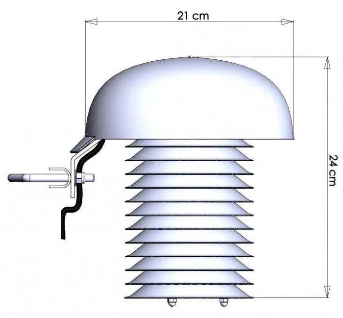 Vantage Vue installata-meteo-shield_big_big_big.jpg
