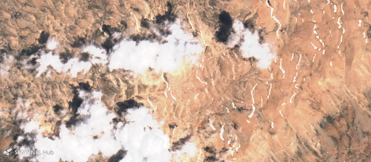 Catena del Libano - Situazione neve attraverso le stagioni-sentinel-2-image-on-2018-06-15.jpg
