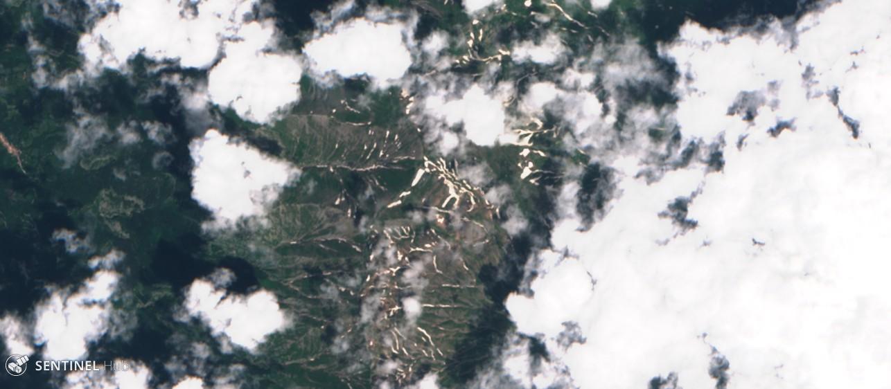 Monitoraggio innevamento monti italiani tramite il satellite Sentinel-sentinel-2-image-on-2018-06-20.jpg