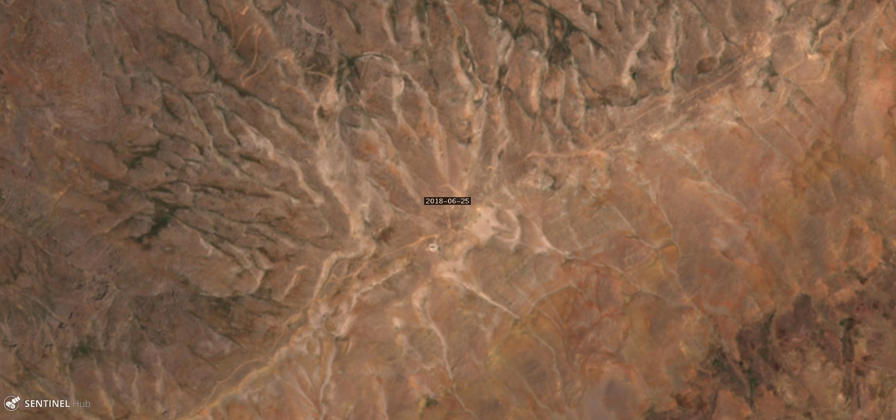 Catena del Libano - Situazione neve attraverso le stagioni-hermon-25.06.18.jpg