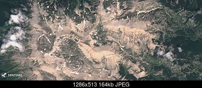 Monitoraggio innevamento monti italiani tramite il satellite Sentinel-sentinel-2-image-on-2018-07-02.jpg