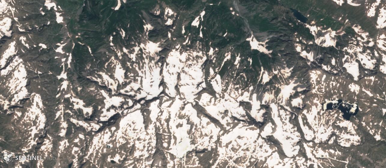 Monitoraggio innevamento monti italiani tramite il satellite Sentinel-sentinel-2-image-on-2018-07-01.jpg