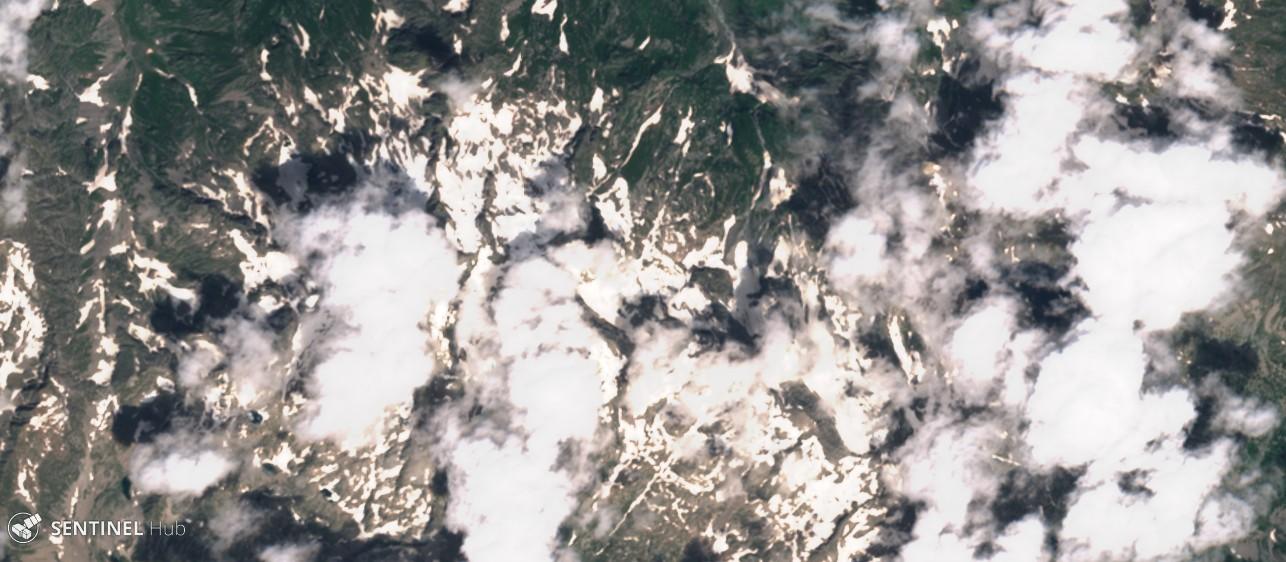 Monitoraggio innevamento monti italiani tramite il satellite Sentinel-sentinel-2-image-on-2018-07-06.jpg