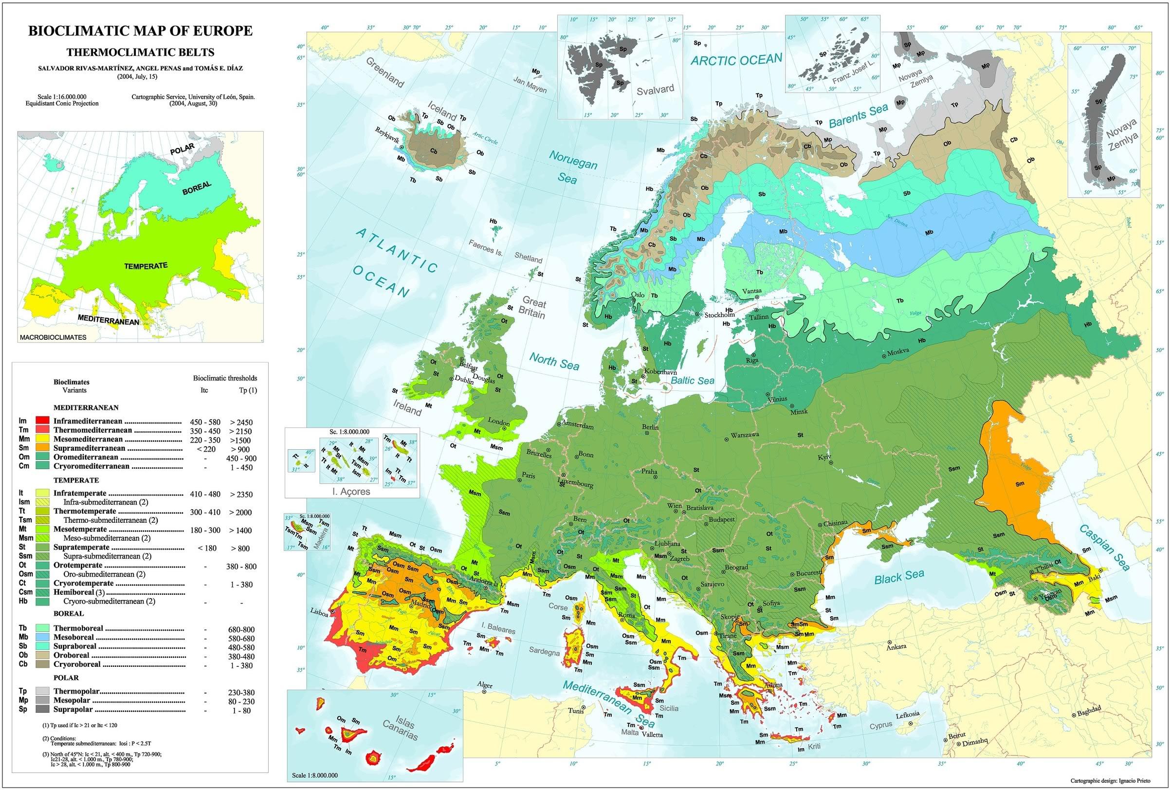 Mappe climatiche per proiezioni future: pareri e discussioni-climi_europa.jpg