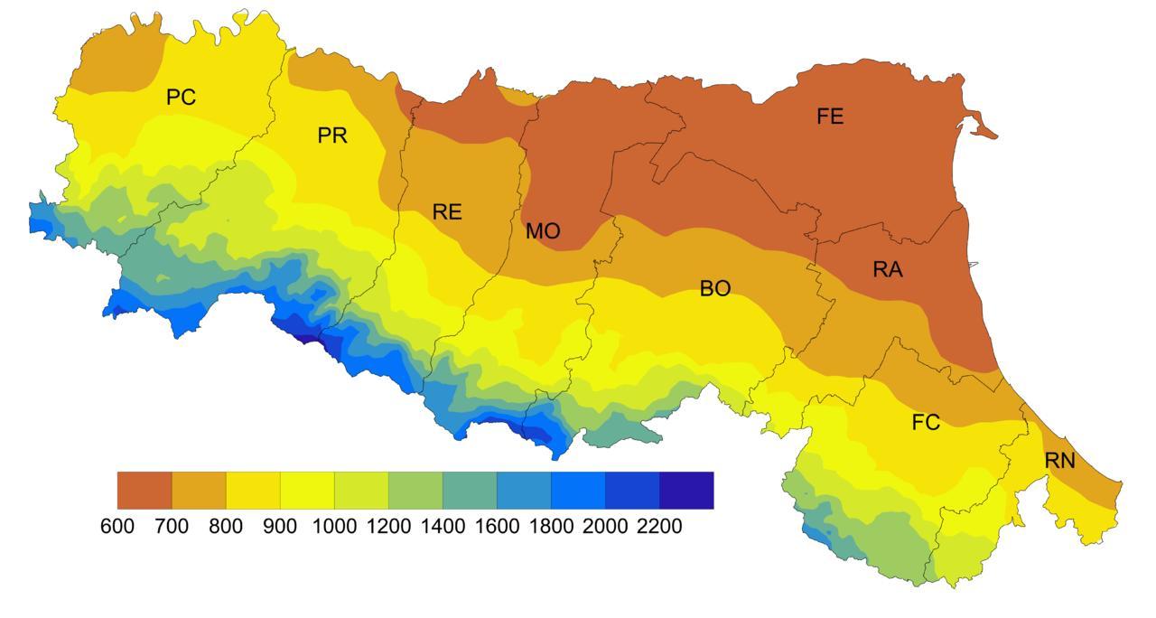 Mappe climatiche per proiezioni future: pareri e discussioni-1961-2010_prec_annual_sum_mean.jpg