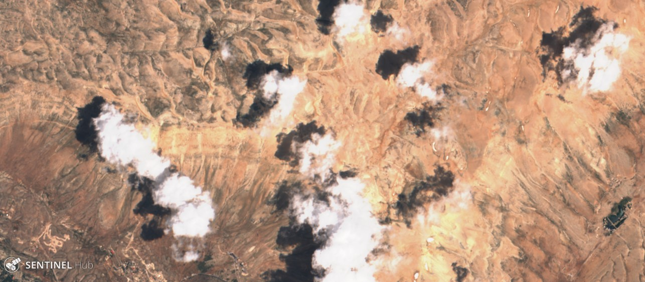 Catena del Libano - Situazione neve attraverso le stagioni-sentinel-2-image-on-2018-07-15.jpg