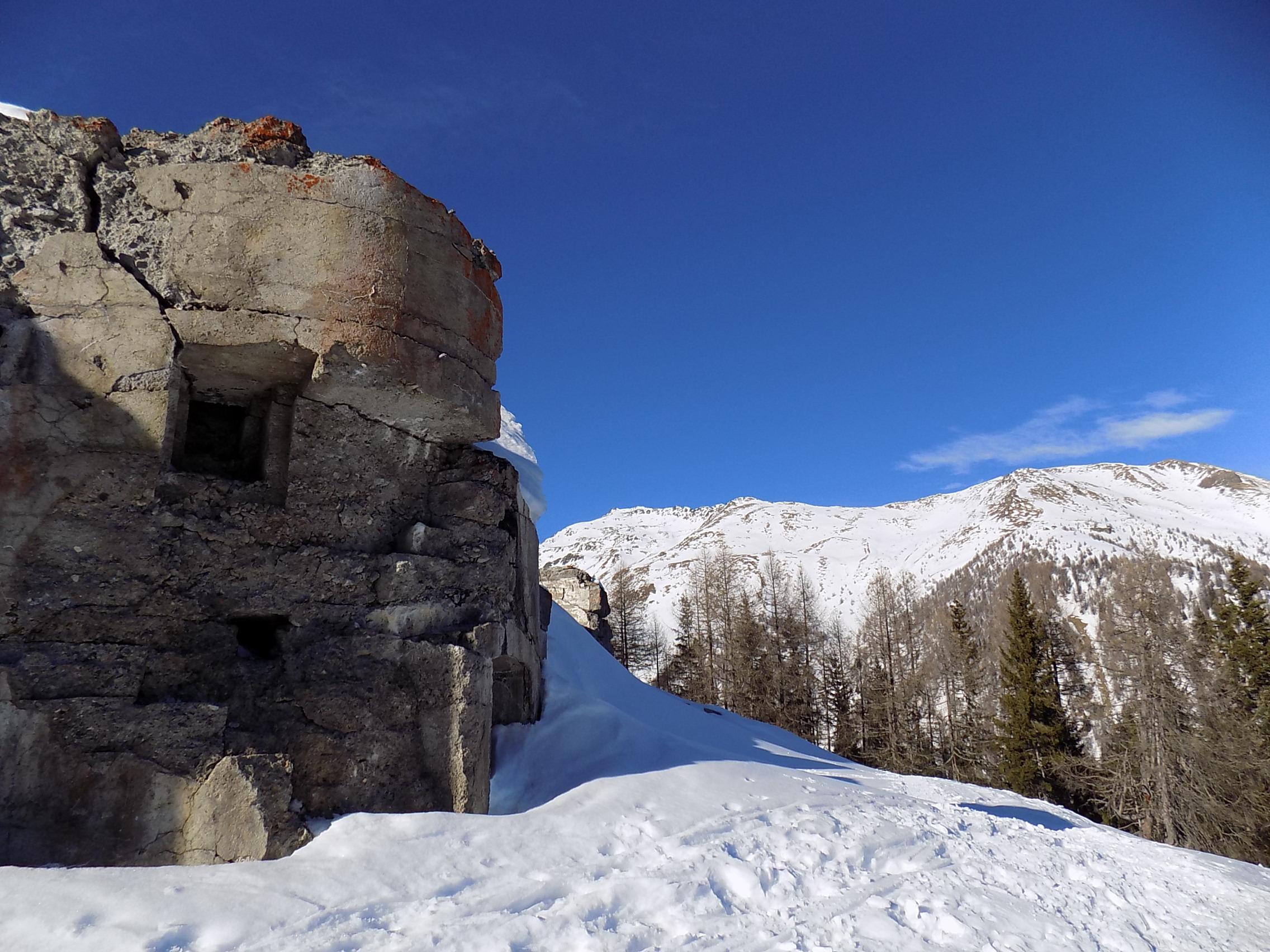 Forte di Mero - Passo del Tonale - Val Di Sole 25 Giugno 2018-dscn6561.jpg