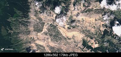 Monitoraggio innevamento monti italiani tramite il satellite Sentinel-sentinel-2-image-on-2018-07-27.jpg