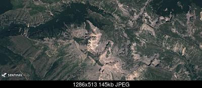 Monitoraggio innevamento monti italiani tramite il satellite Sentinel-sentinel-2-image-on-2018-07-20.jpg