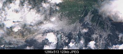 Monitoraggio innevamento monti italiani tramite il satellite Sentinel-sentinel-2-image-on-2018-08-07.jpg