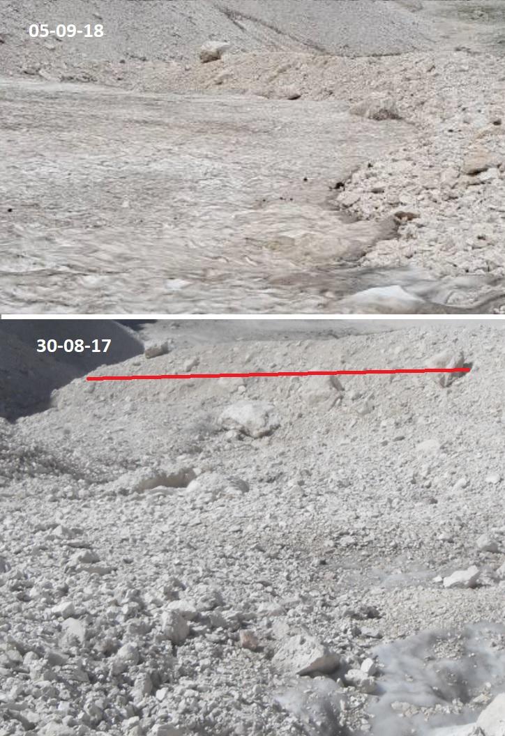 Conca Prevala (sella Nevea-ud) 15-08-09... e altre foto di confronto-confronto.jpg