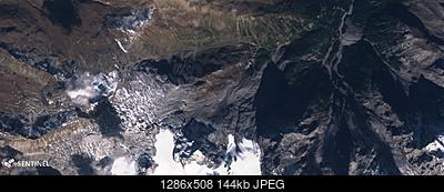 Monitoraggio innevamento monti italiani tramite il satellite Sentinel-sentinel-2-image-on-2018-10-09.jpg
