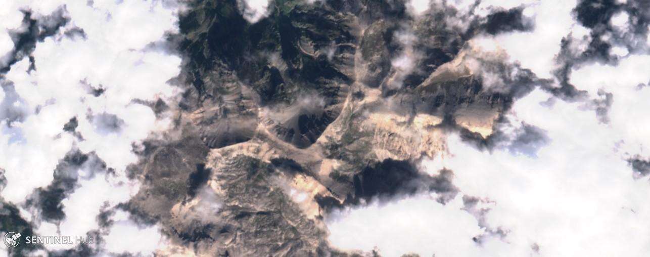 Monitoraggio innevamento monti italiani tramite il satellite Sentinel-sentinel-2-image-on-2018-10-08.jpg