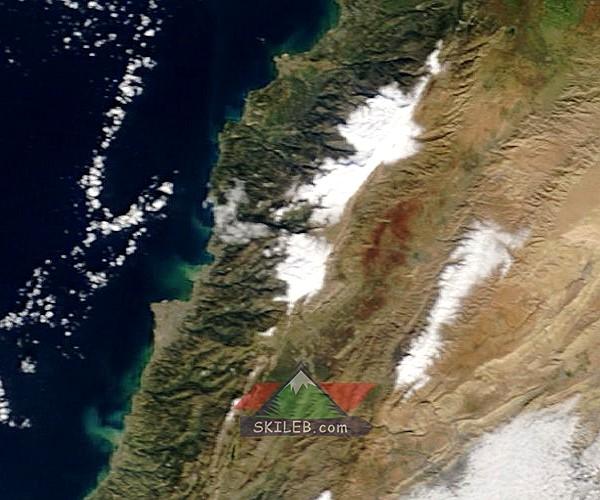 Catena del Libano - Situazione neve attraverso le stagioni-satellite-230-.jpg