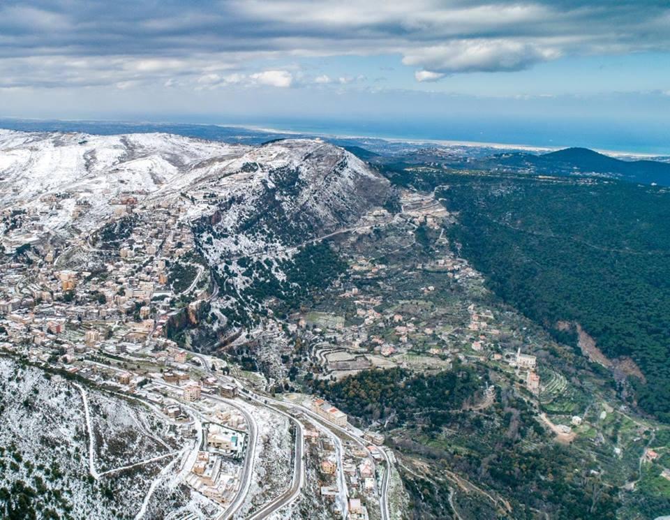 Catena del Libano - Situazione neve attraverso le stagioni-49662972_2292129267466684_986575213619576832_n.jpg