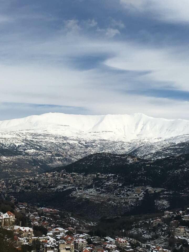 Catena del Libano - Situazione neve attraverso le stagioni-11-janvier-2019-cell-and-002.jpg