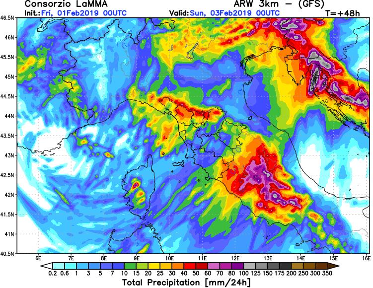 Toscana 1,2,3,4 febbraio 2019-2-febbraio-gfs.png