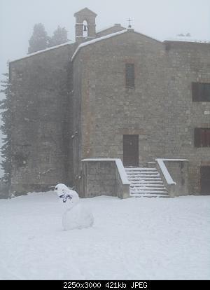 la grande nevicata del 30 e 31 gennaio 2019 a Siena !-img_0152.jpg