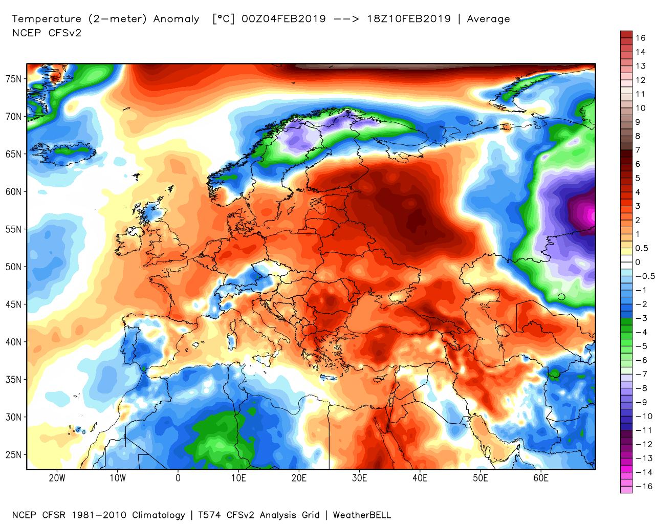 Febbraio 2019: anomalie termiche e pluviometriche-ncep_cfsr_europe_t2m_week_anom.png