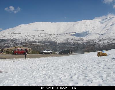 Catena del Libano - Situazione neve attraverso le stagioni-gita-neve-zaarour-sannine-feb-2019-cam-017.jpg