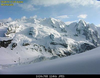 Il calo del ghiacciaio della Marmolada-marmolada-webcam.jpg