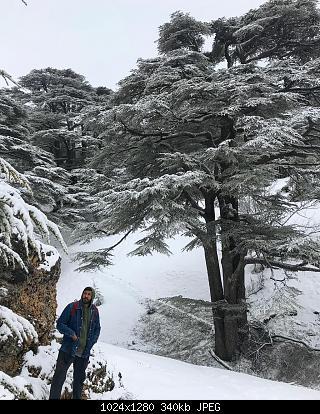 Catena del Libano - Situazione neve attraverso le stagioni-19-aprile-2019-cell-and-003.jpg