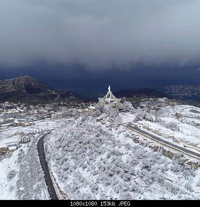 Catena del Libano - Situazione neve attraverso le stagioni-23-aprile-2019-cell-and-014.jpg