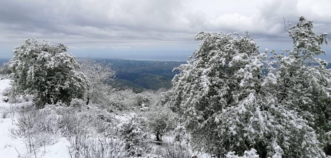 Catena del Libano - Situazione neve attraverso le stagioni-21-aprile-2019-cell-and-056.jpg