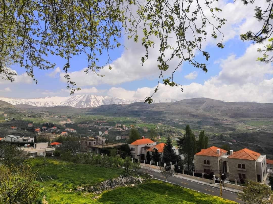 Catena del Libano - Situazione neve attraverso le stagioni-5-maggio-2019-cell-and-008.jpg